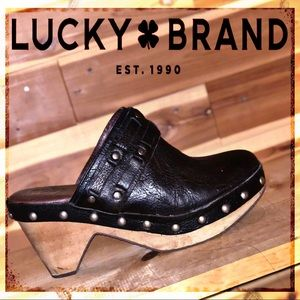 Mali Studded Mules by Lucky 🍀